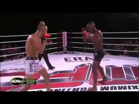 Mukai Maromo vs. Sabah Fadai in the MFC (Full Fight)