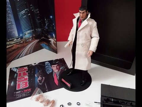 GOLGO 13 1/6 scale Figure by 3R x Fewture Review by Marshall Made Collectibles