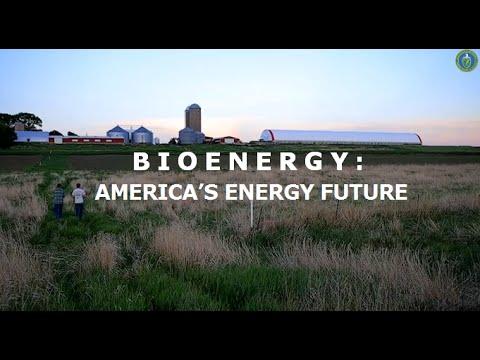 Bioenergy: America's Energy Future