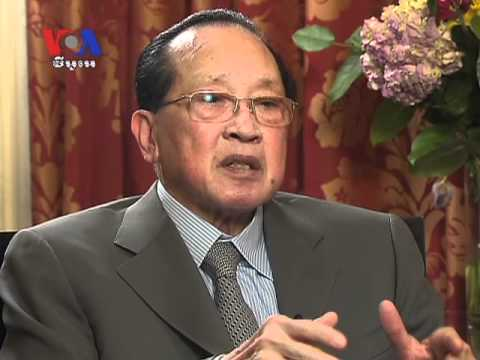 Cambodian Foreign Minister Brings Positive Messages to the U.S