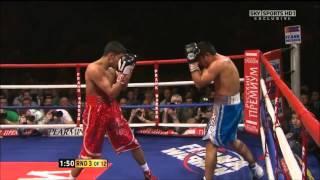 Amir Khan vs Marco Antonio Barrera