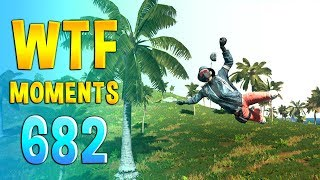 PUBG WTF Funny Daily Moments Highlights Ep 682