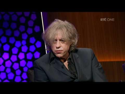 """Bob Geldof: """"It's a tragedy..."""""""