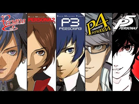 Download Persona Series Intros and Gameplay Persona 1 to Persona 5 Mp4 baru