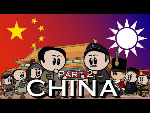 The Animated History of China | Part 2