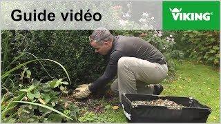 Pourquoi broyer les déchets végétaux avec un broyeur de jardin?