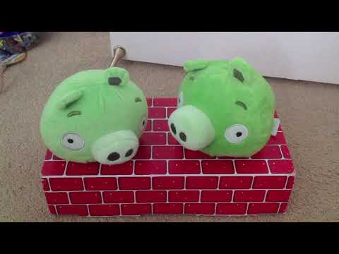 Angry Birds Go Plush Episode 3: Air video