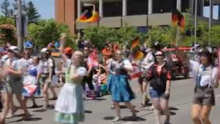 OSHAWA  FIESTA  WEEK-PARADE 2014