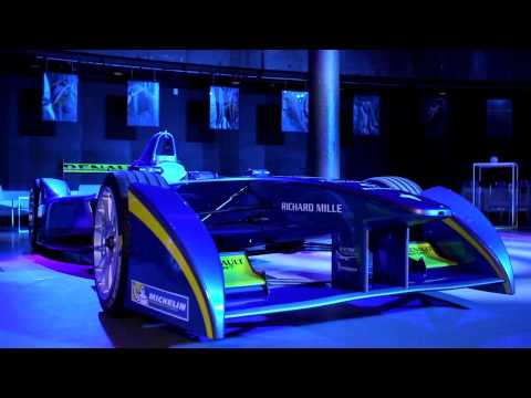 Renault, 115 years of winning innovation - Formula E championship : support e.Dams-Renault