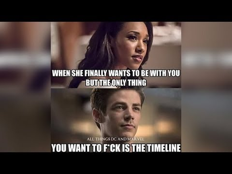 Things Only True Flash Fans Will Find Funny - DC Comics.