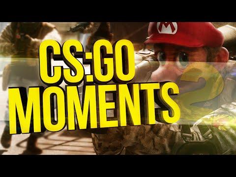 CS:GO - Best Moments! #2 (Лучшие моменты)