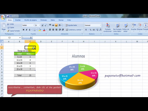Grfaficas 3D en Excel 2007... MUY FACIL!!!  (HD).mp4