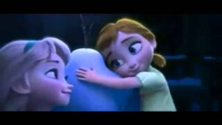 Little Anna And Elsa Bahasa Indonesia Frozen