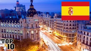 Video of Spain: Top 10 Things To Do In Spain (author: MostAmazingTop10)
