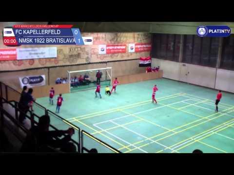 Tor -  FC Kapellerfeld / NMSK 1922 Bratislava am 13.02.2016 17:40