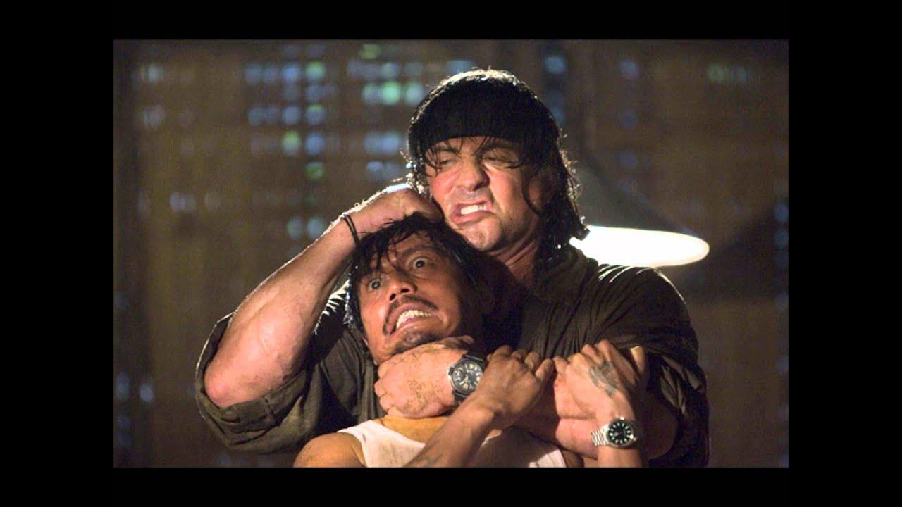 Rambo movies