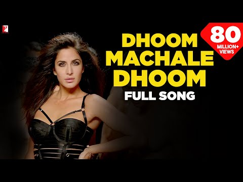 dhoom Machale Dhoom - Full Song - Dhoom:3 - katrina Kaif video