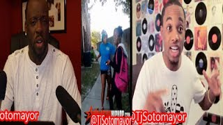Tommy Sotomayor Ethers @SpokenReasons His Comments About Sharkeisha! Instant Classic 11/26
