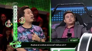 Ngọc Tuyên - Hữu Tín quyết chiến | HTV NHANH NHƯ CHỚP | NNC #20