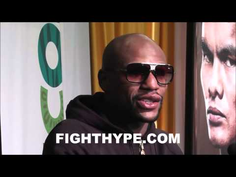 FLOYD MAYWEATHER ON HOW HE TRIES TO CONSISTENTLY BE GREAT I BLOCK EVERYTHING OUT