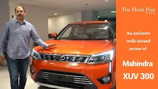 Mahindra XUV300 Walk Around Review