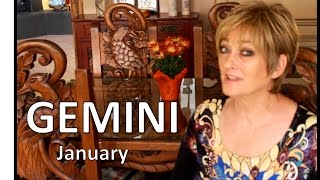 GEMINI January 2017 ASTROLOGY - HOROSCOPE - Awesome Start of Your Year!
