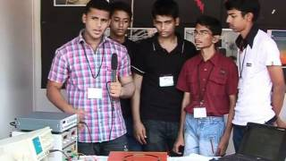 Yuva Master Mind Project - Wireless Transmission of Electricity