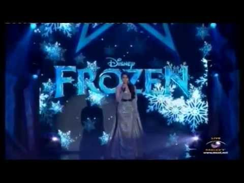 Let it go (ปล่อยมันไป) Live by Gam The Star Ost.Frozen