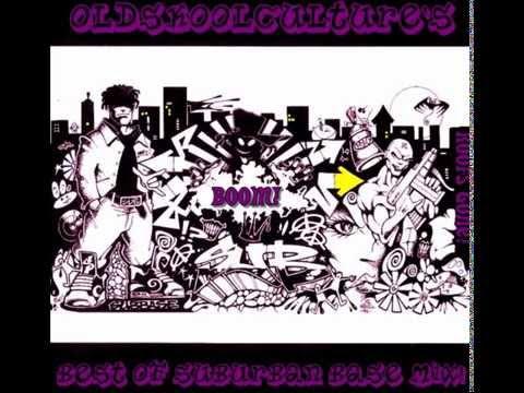 Oldskoolcultures Best Of Suburban Base Records Breakbeat & Hardcore Mix 08-01-