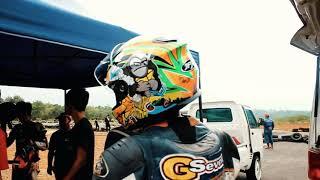 "latber  Road Race Sirkuit Mijen, Semarang ""ADA JOKI ASAL PAPUA""😱"