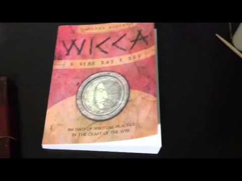 Wicca a Year and a Day training