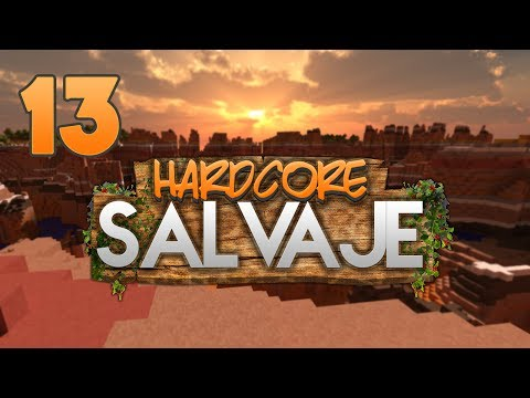 HARDCORE SALVAJE: ARENAS MOVEDIZAS! | Episodio 13 | MINECRAFT MODS SERIE