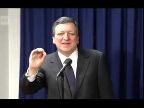 Barroso explains EU comission's five billion € budget deficit