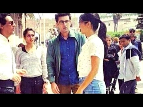 Latest Pictures Of Ranbir Kapoor & Katrina Kaif From The Sets Of 'Jagga Jasoos' | Bollywood News