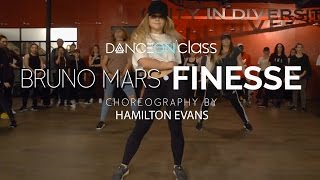 Bruno Mars - Finesse  Hamilton Evans Choreography  DanceOn Class #FinesseBattle
