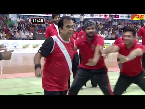 Brahmanandam Ultimate Fun At Memusaitam Kabaddi video