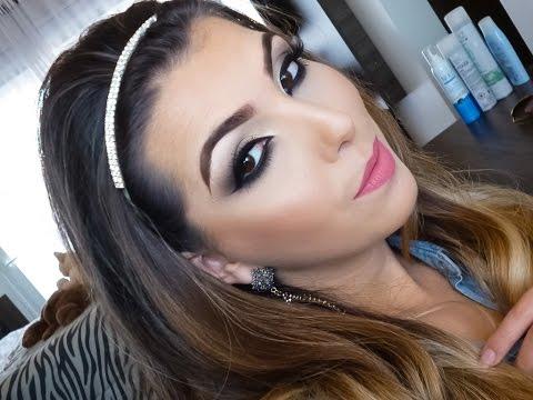 Maquiagem Clássica  (Inspiração Nani Costa)