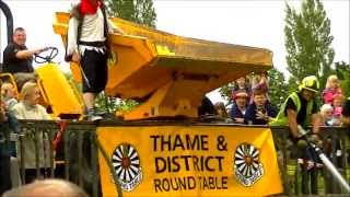 Thame Duck Race 2013