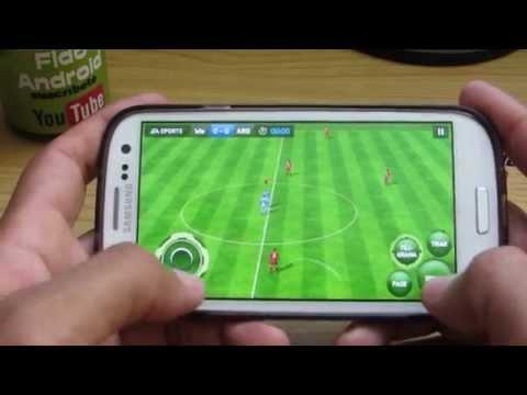 Los Mejores Juegos de FUTBOL Para tu Android 2014 TOP 5