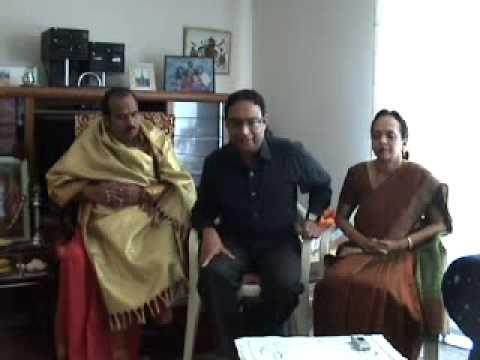 Jagannath and Lakshmi Rao Sydney - Sri Vishnu Sahasranama Chakra...