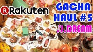 JDREAM Galore! Kidsroom @ Rakuten Gachapon Haul/Review #5