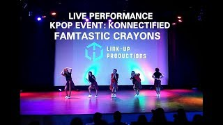 [LIVE PERF] FAMTASTIC CRAYONS (KONNECTIFIED) Produce 48/ Izone Dance Cover