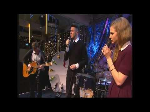 Heidrik & Greta Svabo Bech - Tasty Tears (LIVE)