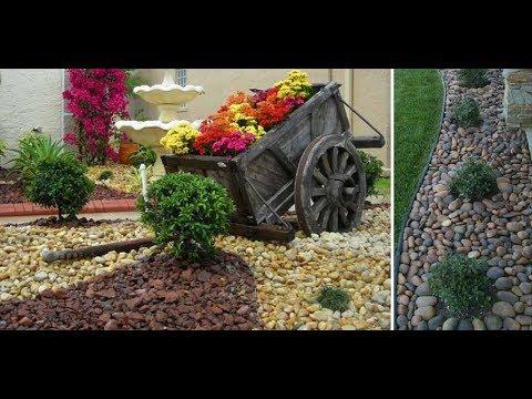 Как применить камень в ландшафтном дизайне участка