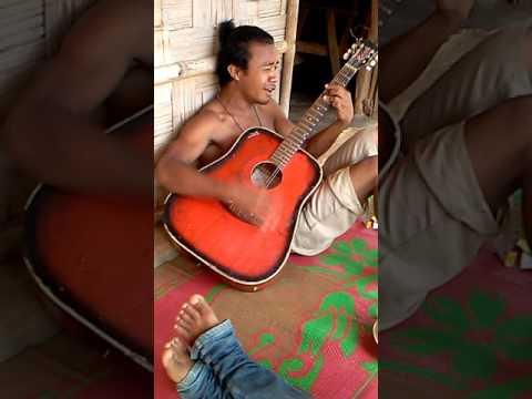 Best guitar players local,,,,Garo song kema kabo changsakode