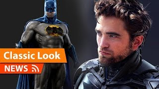 Robert Pattinson to Wear a Blue & Grey Batman Costume in The Batman - DCEU Future Films & Updates