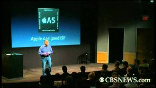 Apple press conference shows off iPhone 4S