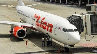 TRIP REPORT | Thai Lion Air | Boeing 737-800 | Bangkok Don Mueang - Krabi | Economy Class