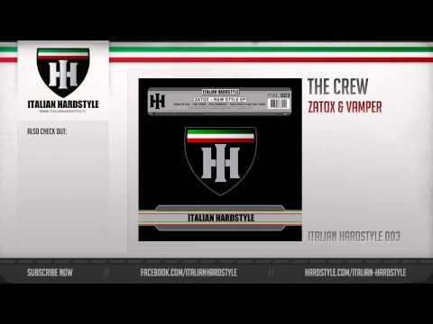 Zatox & Vamper - The Crew (HQ Preview)
