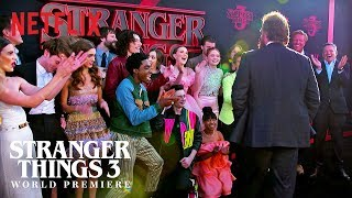 Best of the Carpet | Stranger Things 3 Premiere | Netflix